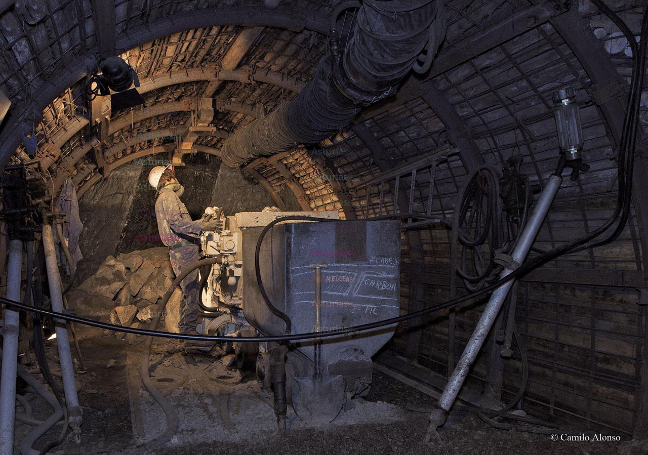 Museo de la Minería y de la Industria de Asturias. MUMI